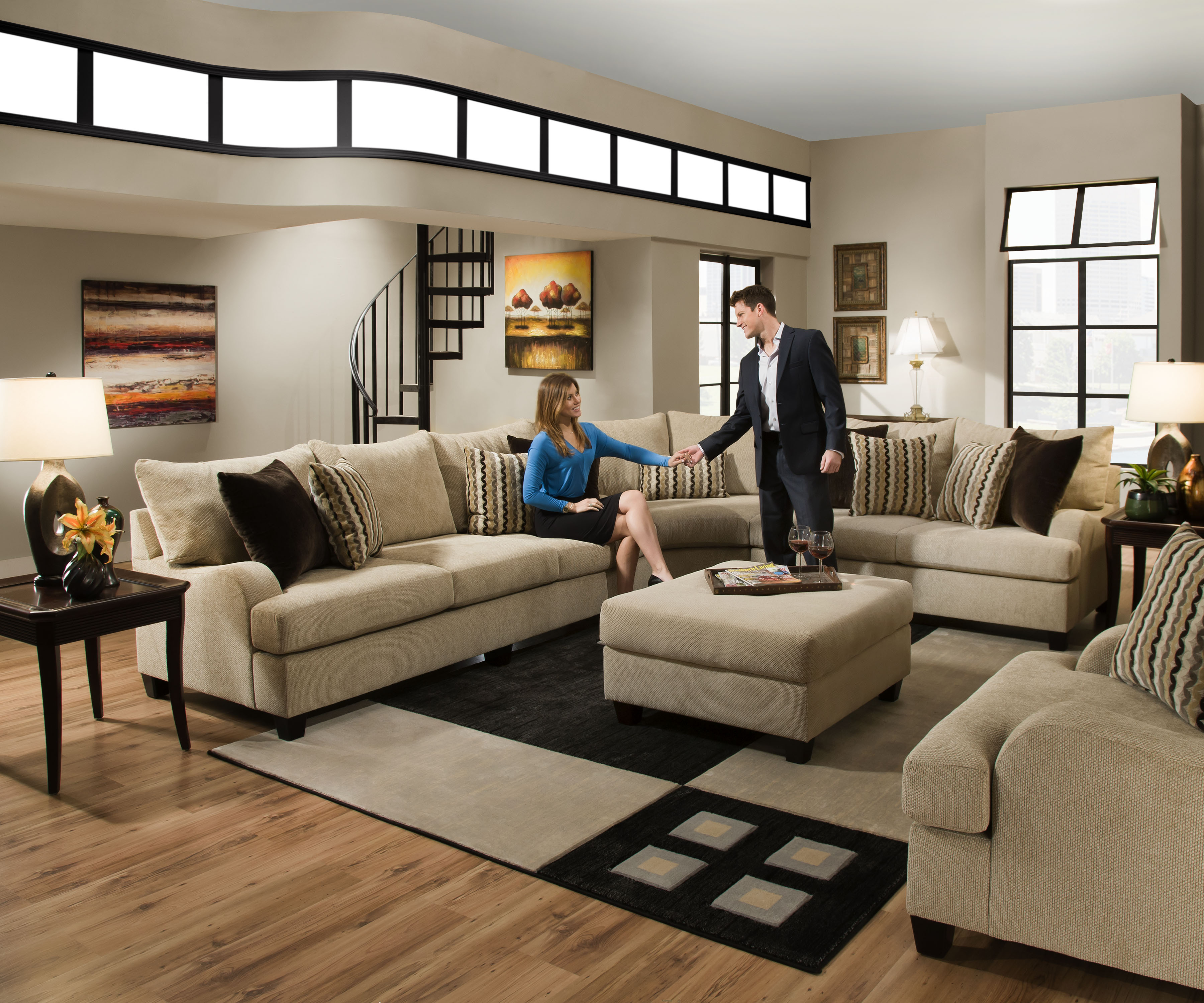 360584 Springfield Furniture Direct