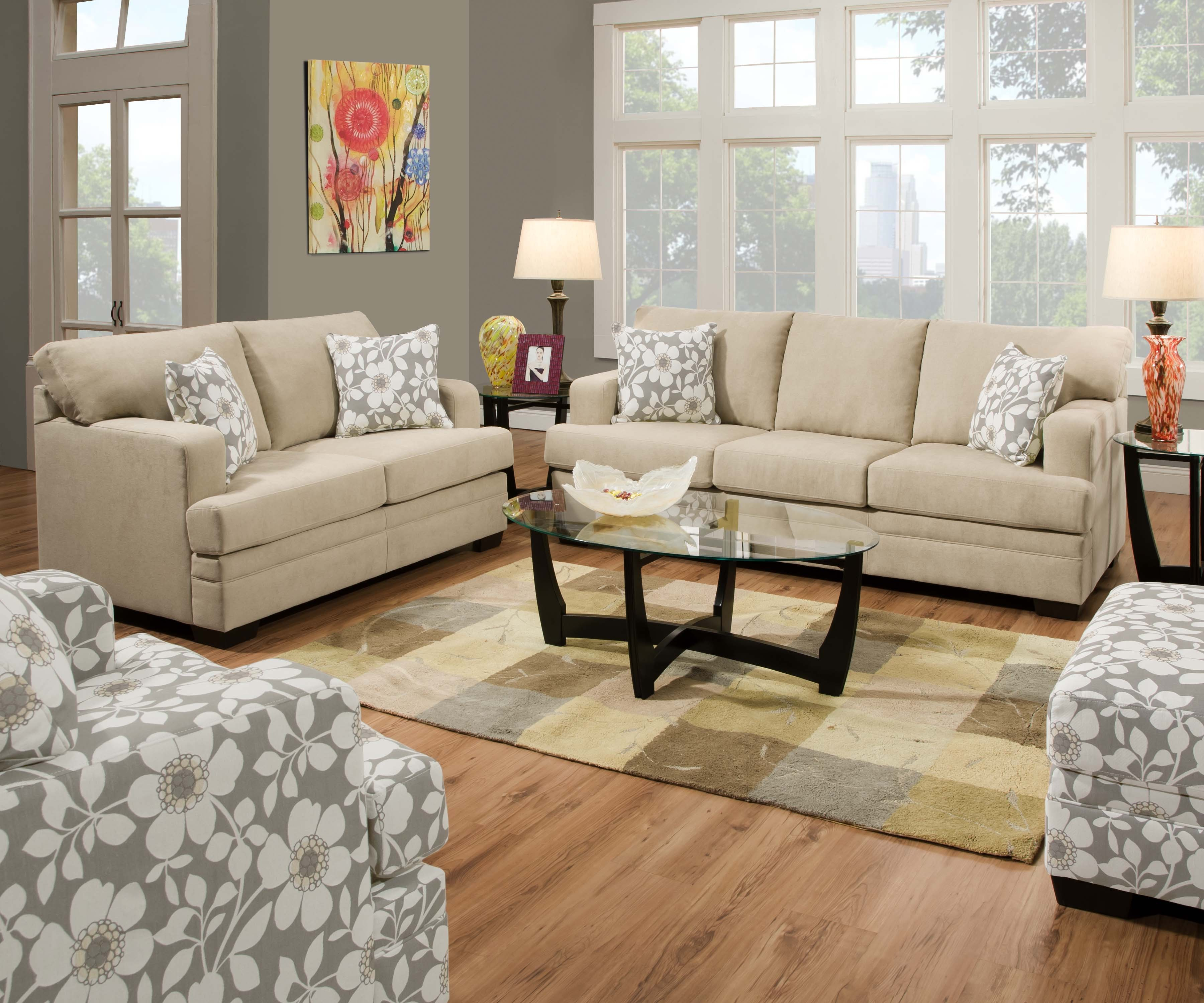 6491 Caprice Hemp Springfield Furniture Direct